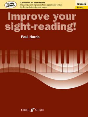 Piano Trinity Edition Grade 5 by Paul Harris