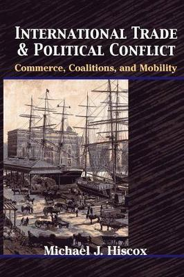 International Trade and Political Conflict book