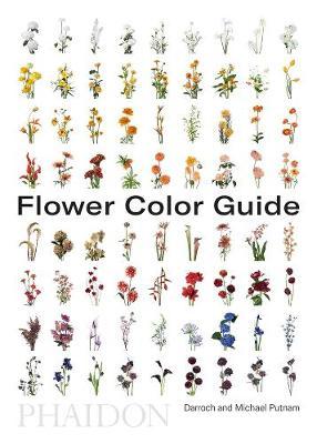Flower Color Guide by Darroch Putnam