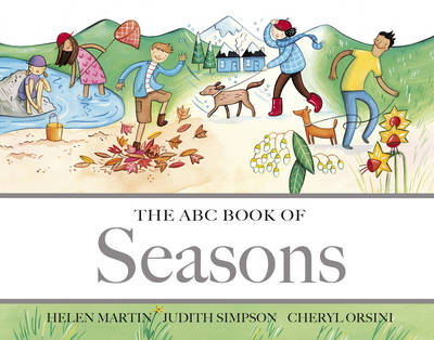The ABC Book of Seasons (Big Book) by Helen Martin