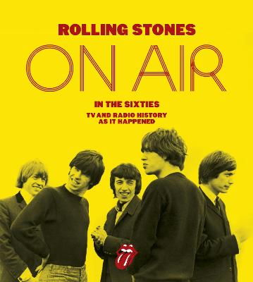 Rolling Stones: On Air in the Sixties book