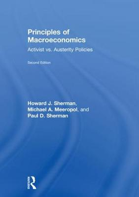 Principles of Macroeconomics by Howard Sherman