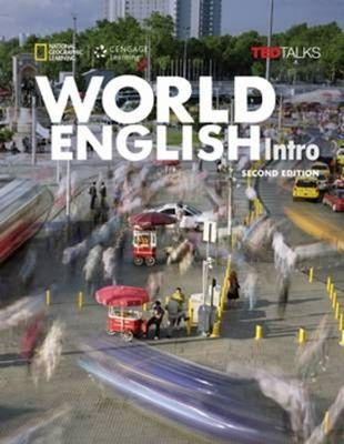 World English Intro with Online Workbook book