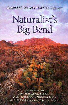 Naturalist's Big Bend by Roland H. Wauer