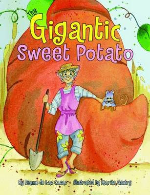 Gigantic Sweet Potato by Dianne De Las Casas
