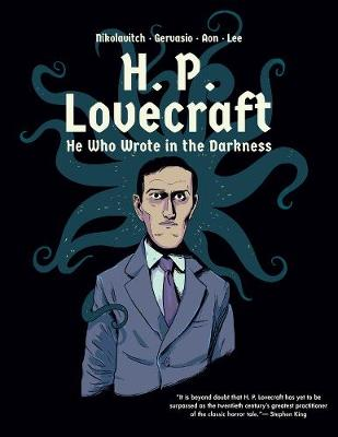 H. P. Lovecraft by Alex Nikolavitch