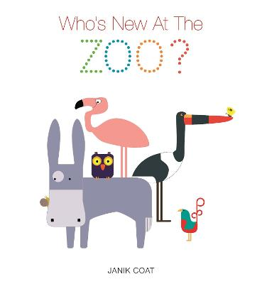 Who's New at the Zoo book