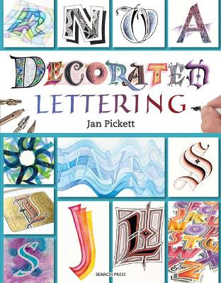 Decorated Lettering by Jan Pickett