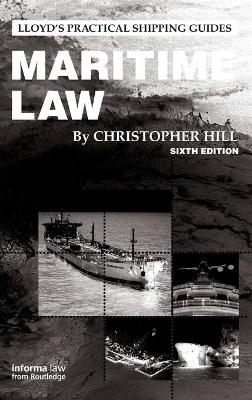Maritime Law book