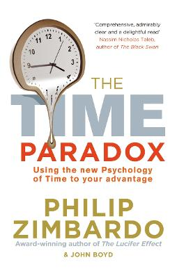 Time Paradox by Philip G. Zimbardo