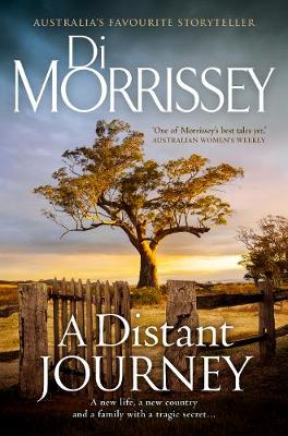 A Distant Journey by Di Morrissey