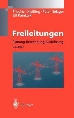 Freileitungen by Friedrich Kiessling