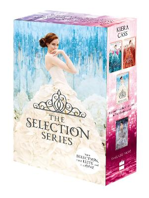 The The Selection Series (The Selection, The Elite, The One) by Kiera Cass