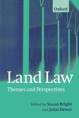 Land Law by Susan Bright