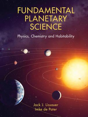 Fundamental Planetary Science book