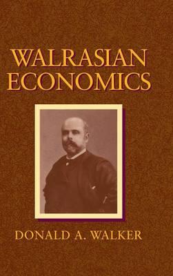 Walrasian Economics book