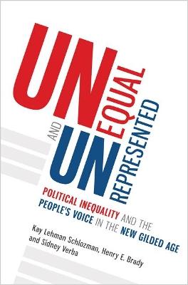 Unequal and Unrepresented by Kay Lehman Schlozman