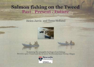 Salmon Fishing on the Tweed by Helen Jarvis