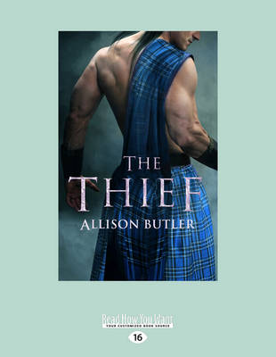 Thief by Allison Butler