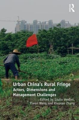 Urban China's Rural Fringe book