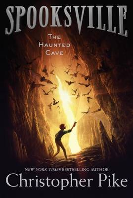 The Haunted Cave by Christopher Pike