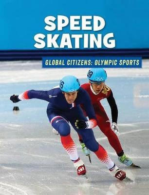 Speed Skating by Ellen Labrecque