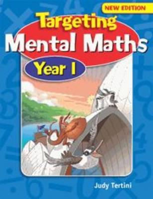 Targeting Mental Maths - Year 1 book