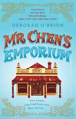 Mr Chen's Emporium book