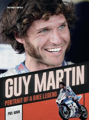 Guy Martin by Phil Wain
