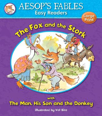 The Fox and the Stork by Sophie Giles