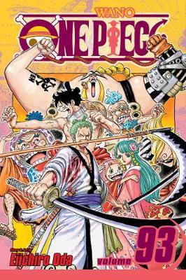 One Piece, Vol. 93 by Eiichiro Oda