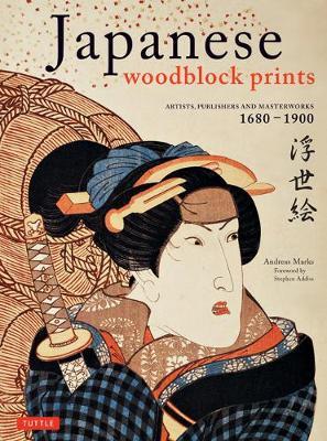 Japanese Woodblock Prints book