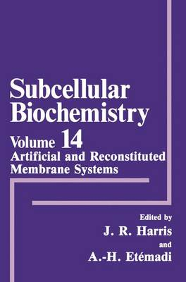 Artificial and Reconstituted Membrane Systems by James Robin Harris