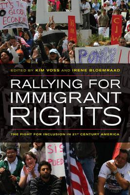 Rallying for Immigrant Rights book