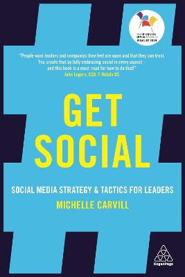 Get Social by Michelle Carvill