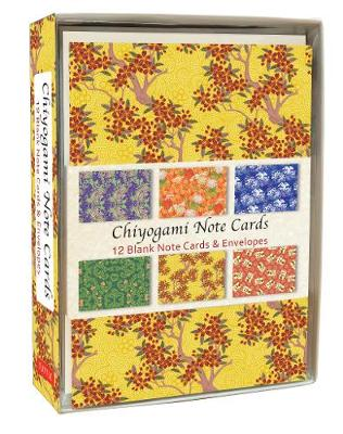 Chiyogami Note Cards by Tuttle Editors