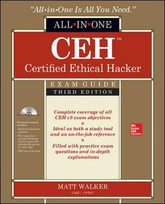 CEH Certified Ethical Hacker All-in-One Exam Guide, Third Edition by Matt Walker