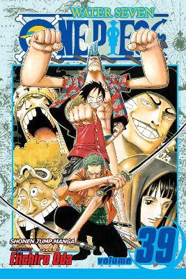 One Piece, Vol. 39 by Eiichiro Oda