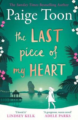 Last Piece of My Heart book