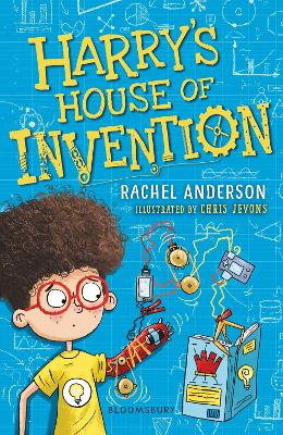 Harry's House of Invention: A Bloomsbury Reader by Rachel Anderson