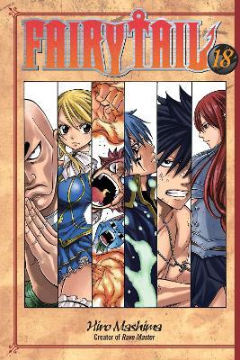 Fairy Tail 18 by Hiro Mashima