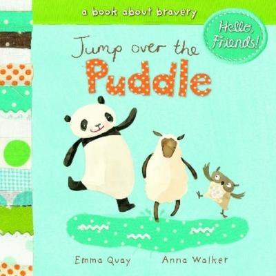 Jump Over the Puddle by Emma Quay
