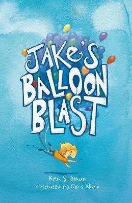 Jake's Balloon Blast book