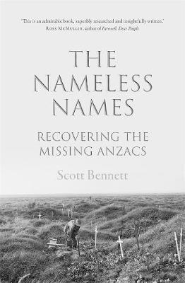 The Nameless Names book
