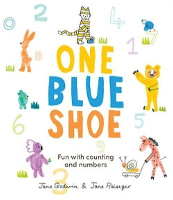 One Blue Shoe book