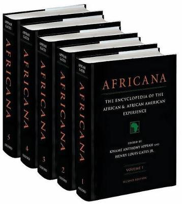 Africana: 5-Volume Set by Kwame Anthony Appiah