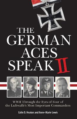 German Aces Speak II book