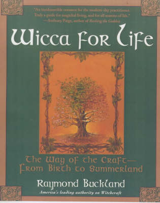 Wicca for Life book