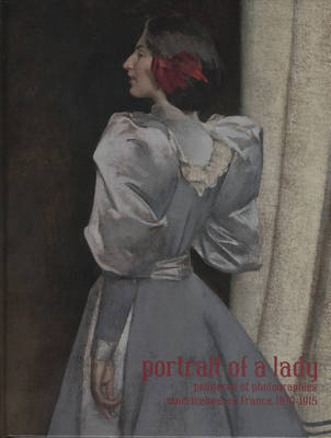 Portrait of a Lady by Vanessa Lecomte