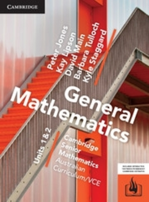 CSM VCE General Mathematics Units 1 and 2 by Peter Jones